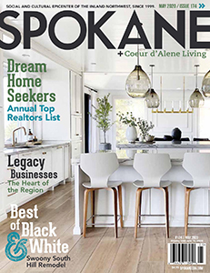 Employee Engagement Solutions in Spokane Living Cover May 2020